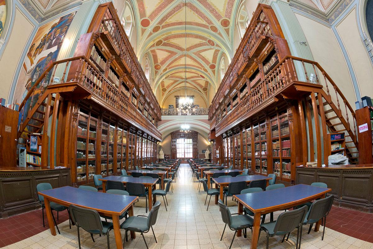 Carta de no adeudo a bibliotecas UMSNH (Solicitud no presencial)